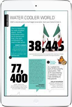World Wildlife Magazine Free Digital Magazine. More on www.magpla.net MagPlanet #TabletMagazine #DigitalMag