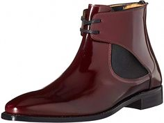 # calzado a mano - Dress in Style - Zapatos Ankle Boots Men, Mens Shoes Boots, Leather Boots, Shoe Boots, Men's Shoes, Boots For Men, Shoes Style, Big Men Fashion, Mens Boots Fashion