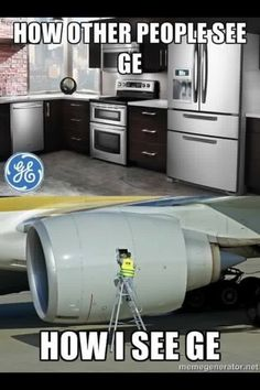How I see GE