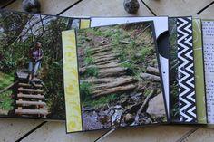 """Mini z'album rien que pour vous!! ;) - """"Scrap Bon' Heur!....."""""""