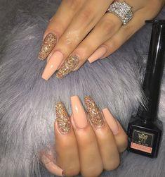 Acrylic Short Nails