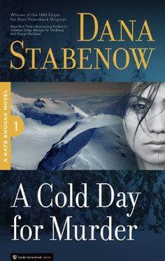 A Cold Day for Murder (Kate Shugak #1) by Dana Stabenow, http://www.amazon.com/dp/B004S87M92/ref=cm_sw_r_pi_dp_3AzPrb1PCJ2GR