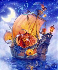 Image detail for -Волшебный мир сказок с колдунами ...
