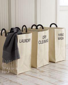 Laundry Totes - Neiman Marcus