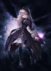 Resultado de imagen para anime angel and demon