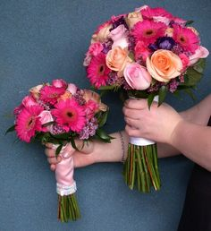 Tus ramos de novia: BOUQUETS SILVESTRE