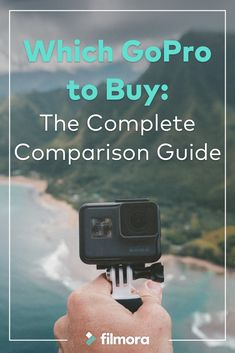 When we talk about the most popular brands in the camera world then GoPro is recognised as one of the top ranked brand. This company has launched so many cameras in GoPro series with unique features and each model is improved with latest features. The details in this article will help you to make perfect decision about your new GoPro camera.