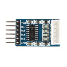 Stepper Motor Driver Board Module ULN2003 5V For 4-phase 5 Line For Arduino. Find the cool gadgets at a incredibly low price with worldwide free shipping here. Stepper Motor Driver Board ULN2003 5V for 4-phase 5 Line for Arduino, Motors, . Tags: #Electrical #Tools #Arduino #SCM #Supplies #Motors