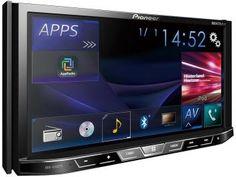 """DVD Automotivo Pioneer 7"""" Bluetooth - TV USB Waze Spotify entrada para Câmera de Ré com as melhores condições você encontra no Magazine Shopspremium. Confira!"""