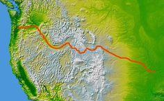 Wpdms nasa topo oregon trail - Oregon Trail - Wikipedia, the free encyclopedia