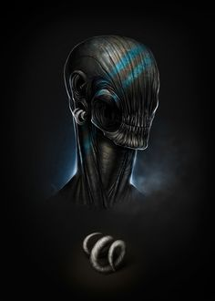 Disciple - Digital Art by Alexander Fedosov via YouTheDesigner