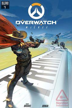 Overwatch, McCree