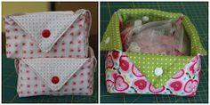 Mamma Gioca: Tutorial: come cucire un cestino di stoffa Mamma, Diaper Bag, Lunch Box, Sewing, Baby, Gifts, Home Decor, Beautiful, Tela