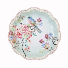 Truly Romantic Dainty Paper Plates | Talking Tables | Talking Tables