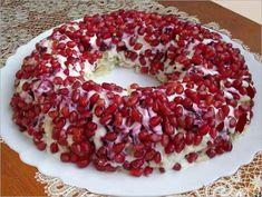 Garnet Bracelet Salad
