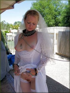 """do-the-bride: """"After the last one got away, I just can't take chances any more. """" ."""