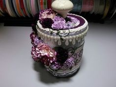 Another altered jar...