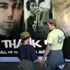 Beastie Boys Adam Yauch Remembered on MCA Day in Brooklyn   Music News   Rolling Stone