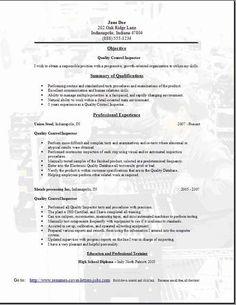 assembly resume sample resume templates assembler assembler ...