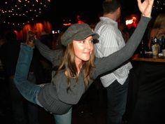 Country girls love to dance