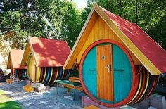 Shed, Outdoor Structures, Park, Czech Republic, Lean To Shed, Parks, Coops, Barns, Sheds