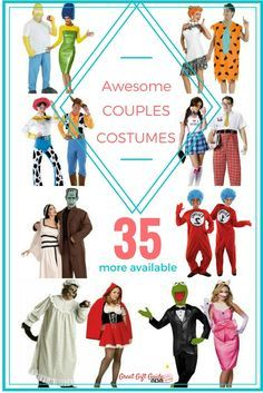 ✅ Everything is better is pairs… Even costumes! 35+ of the best couples costumes for you and your partner. Details are below each picture. I hope you enjoy this post as much as I did putting it together. Some of my favorite fictional character are here. Halloween is MY FAV holiday and so it was a »