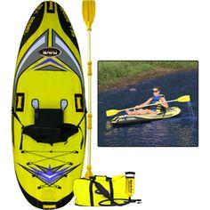 Rave Sea Rebel™ Inflatable Kayak