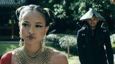 Chris Brown feat. Kendrick Lamar - Autumn Leaves (Video)
