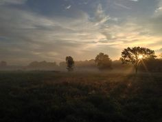 Pic of the Day...Sunrise in Campbell Hall, Orange County, NY by Andy Hart  #hudsonvalley #ocny #nearnyc #bedandbreakfast #bnb