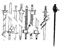 Serbian medieval weapons