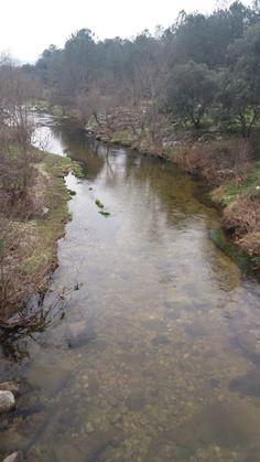 Reflejos Puente Vettón (La Iglesuela - Toledo)