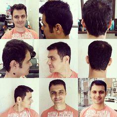 #finallycuthishair #brotherfromanothermother #chotu #hairfun #haircut #menssquare #friendswhomodelforyou #lovewhatido