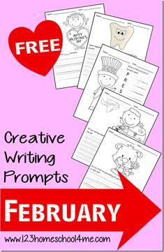 Creative writing prompts contain a black & white illustration your child can color as well as a writing prompt and a place to write. Each sheet has both large Kindergarten / 1st grade paper with three lines per page and smaller lined paper for 2nd and 3rd grade with 6 lines per page.