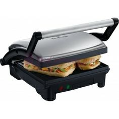 Buy a used Russell HOBBS 17888 Panini Press Griddle and Health Grill. ✅Compare prices by UK Leading retailers that sells ⭐Used Russell HOBBS 17888 Panini Press Griddle and Health Grill for cheap prices. Grill Sandwich, Panini Grill, Panini Maker, Sandwich Toaster, Panini Press, Russel Hobbs, Indoor Grill, Cooking Bacon, Cooking On The Grill