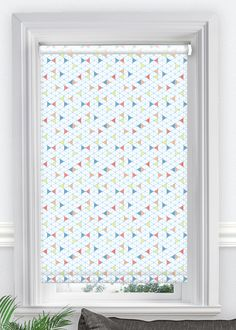trio blue electric roller blind at order electric blinds online - Order Blinds Online