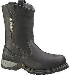 89725 Caterpillar Men's Gladstone Safety Boots - Black
