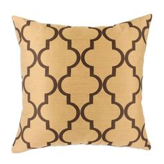 Love this pattern | Marrakech Pillow