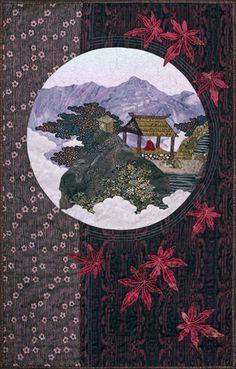 Postcards from Japan by Helene Knott