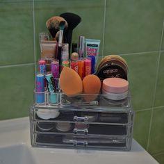 Petite puppet: Organizador de cosméticos barato (España)