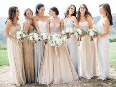 Elegant Destination Wedding in Italy by Laurel & Rose