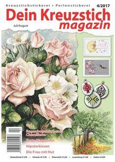 Dein Kreuzstich Magazin №4 2017 скачать