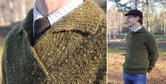 Into the woods sweater - Pickles