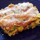 Recipe Picture:Spinach and Feta Lasagne