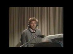 When October Goes--Barry Manilow
