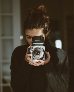 take a photo of yourself as photographer