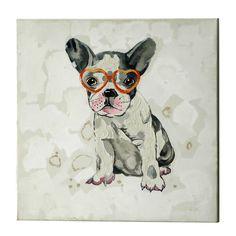Found it at Wayfair - 'Dog' Original Painting on Canvas