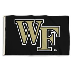 Wake Forest Demon Deacons Team Spirit Flag