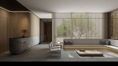 Novi, Singapore on Behance Space Interiors, Hotel Interiors, Office Interiors, Lobby Interior, Office Interior Design, Interior Architecture, Hotel Lobby Design, Michel Garcia, Clinic Design