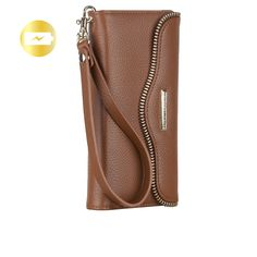 Rebecca Minkoff Charging Wristlet - Almond from Case-Mate.com