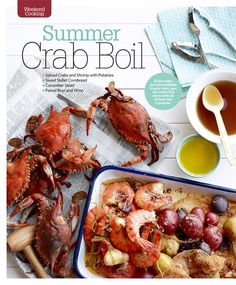 Crab Boil - This summer